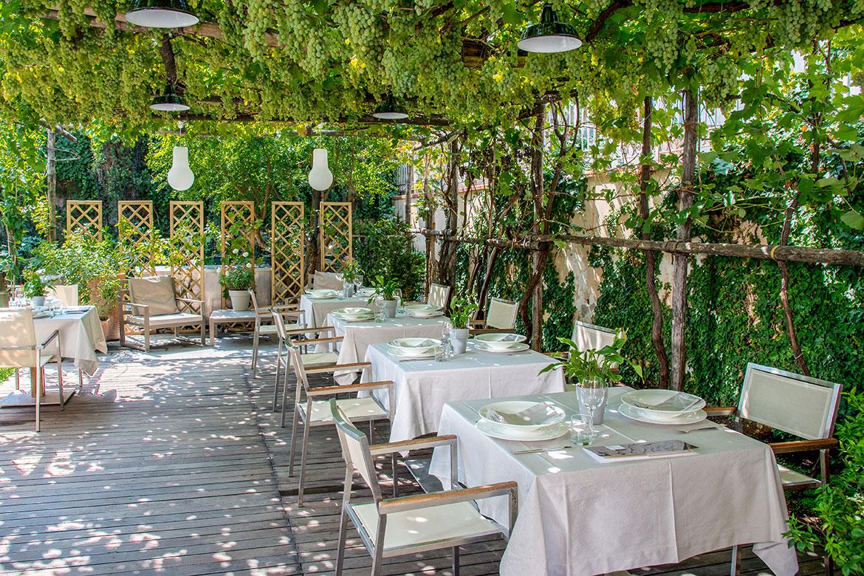 Conosciuto Restaurant a Pompei LM21